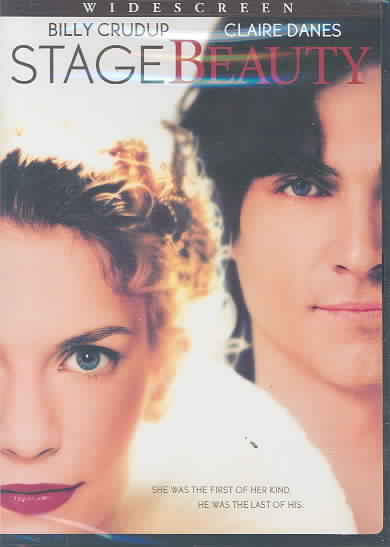STAGE BEAUTY BY CRUDUP,BILLY (DVD)